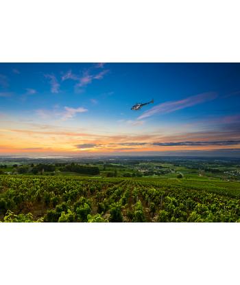 "Lyon 50 min fligh ""Mont Lyonnais and Beaujolais vineyards"""