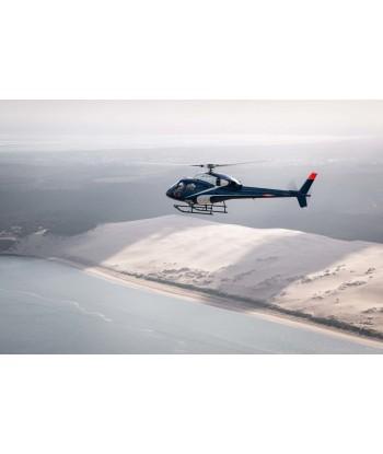 Panoramic Flight 10'  discover Arcachon Bay flight