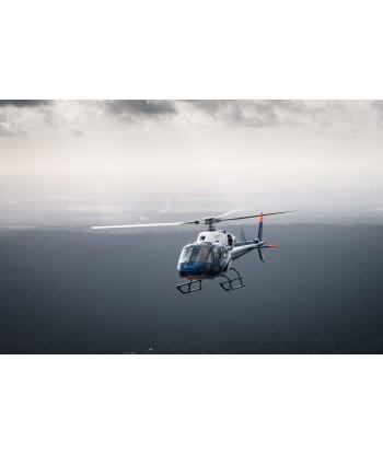 Initiation flight 20 min from Gap on AS350