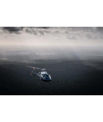 Serre-Ponçon Lake Flight