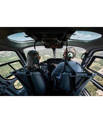 Initiation flight 30 min from Gap on AS350