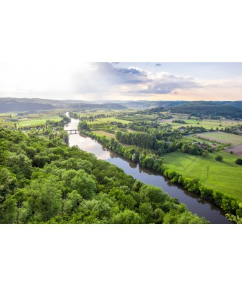 90' Dordogne valley from Bordeaux
