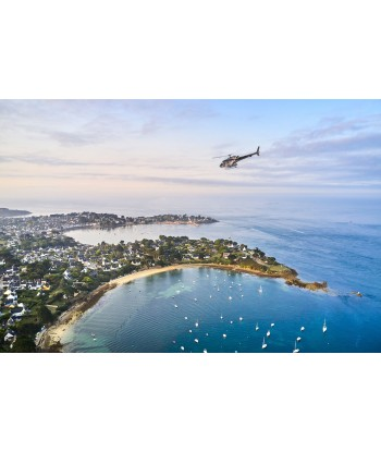 Panoramic flight 30' The must-see of the Gulf from Vannes